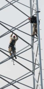 tower climber salary