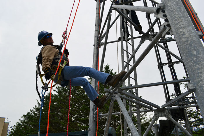 Tower Climber Certification