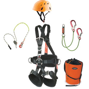 Tower Climber Equipment Check