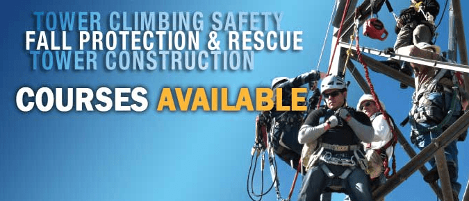 ComTrain – Certified Tower Climbing Safety