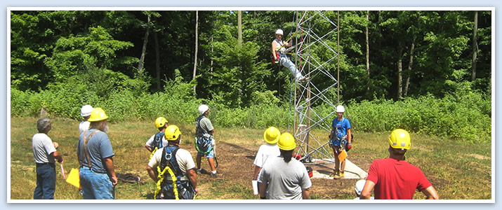 tower climber industry