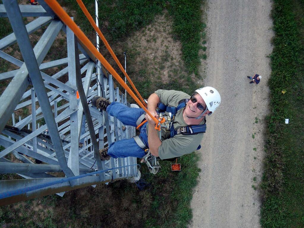 tower climber training