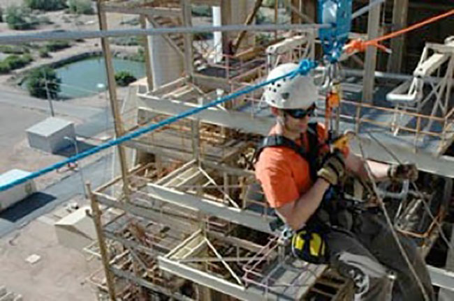 axcess rescue tower climber training courses