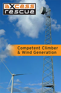 competent climber training brochure