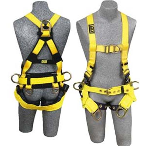 DBI SALA Delta Ii Harness Tower Climbing Extra Large