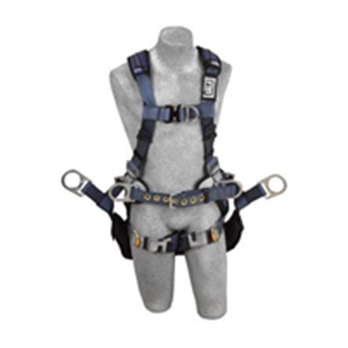 DBI SALA Exofit Xp Harness Tower Climbing Tongue Buckles Extra Large