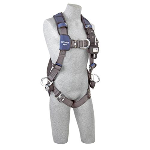 DBI SALA Exofit Nex Global Wind Energy Harness 4d Large