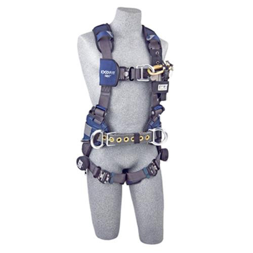 DBI SALA Exofit Nex Global Wind Energy Harness 4d Belt Medium