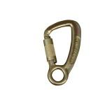 Elk River Steel Captive Eye Carabiner 3/4″ Gate Opening Ansi
