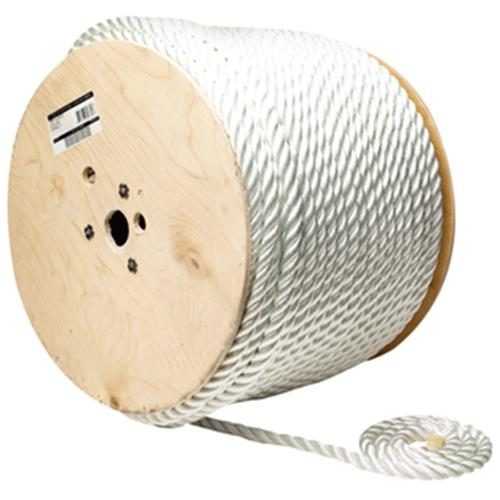 Elk River Nylon Rope Lifeline 5/8″ X 75 Ft. With Thimble Eyes Each End