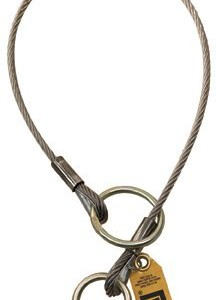 "CABLE CHOKER SLING (7X193/8"" STAINLESS STEEL) W"
