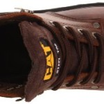 Caterpillar Men's Second Shift ST Work Boot,Dark Brown,10.5 M US