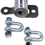 DBI-SALA Zorbit w/ 2 shackles, bolts & nuts, turnbuckle, thimbles & cable clips, wedgegrip, 2 O-ring