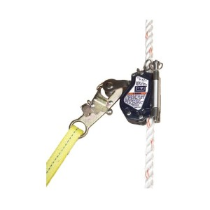 DBI/Sala 5000335 5/8-Inch Removable Mobile Rope Grab