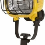 Designers Edge L-845 One-Light Halogen Portable Worklight