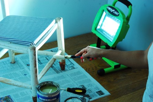 Green L1306 LED Portable Work Light
