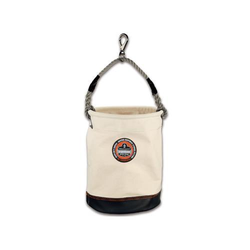Ergodyne 5740 Arsenal Leather Bottom Bucket W Swivel