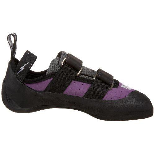 Evolv Women's Elektra VTR Climbing Shoe,Violet,6.5 M US