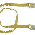 FallTech 7259 Internal 6-Foot Shock Absorbing Lanyard Tubular Web