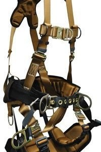 Falltech Tower Climber Fall Arrest Safety Harness Medium