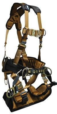 Falltech Tower Climber Fall Arrest Safety Harness Extra Large