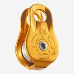 Fixe Pulley Orange 000 by Petzl(Orange)