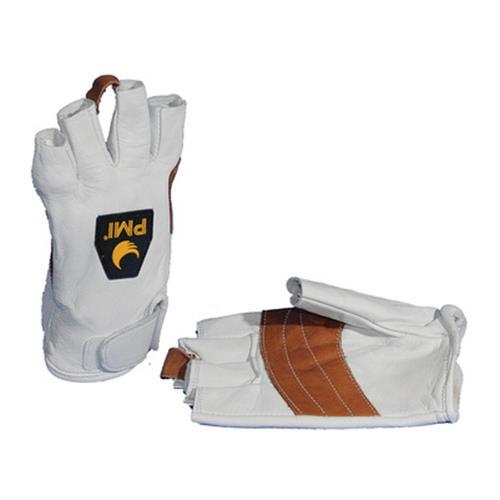 PMI Fingerless Belay Gloves Small