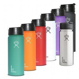 Hydroflask Hydro Flask Insulated Coffee Tea And Water Bottle 8211 18 Oz