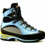 La Sportiva Women's Trango S Evo GTX Mountaineering Boot Light Blue 38