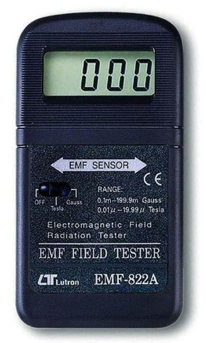 Lutron 822-A Fully Digital EMF Meter (Wide Range, High Resolution)