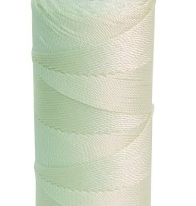 MARSHALLTOWN The Premier Line 629 1000-Foot Mason's Line White Twisted Nylon