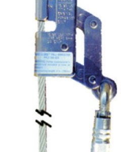MSA Sure-Climb Slider Fall Arrester With Carabiner. Purchase of 1 Each