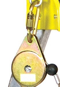 MSA Workman(R) Confined Space Entry Split Mount Pulley