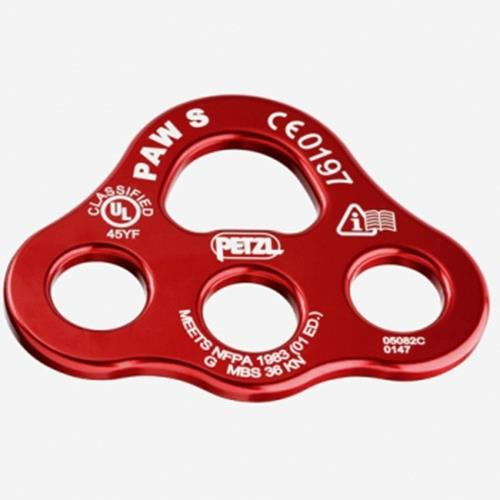 Petzl Paw Rigging Plate Small Nfpa