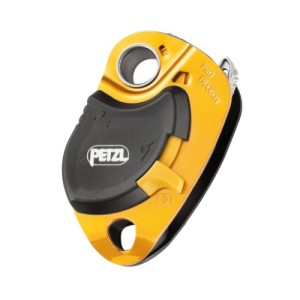 Petzl Pro Pro Traxion Pulley Rope Clamp