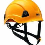 Petzl Pro Vertex Best Helmet with Duo Led 14 Headlamp - White