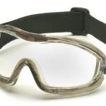 Pyramex Anti-Fog Chemical Splash Goggle