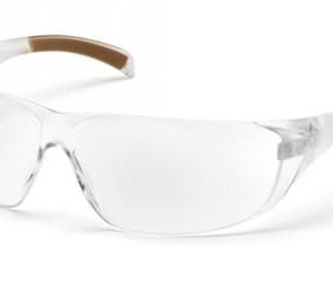 Pyramex Billings Safety Glasses, Clear Anti-fog Lens w/ Clear Temples CH110ST