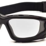 Pyramex I-Force Sporty Dual Pane Anti Fog Clear Lens Goggle