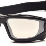 Pyramex I-Force Sporty Dual Pane Anti Fog Indoor/ Outdoor Mirror Lens Goggle