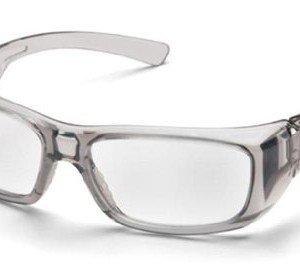 Pyramex Safety SG7910DRX Emerge Grey Frame with Clear Lens