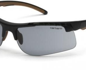 Pyramex Thunder Bay Safety Glasses, Sandstone Bronze Anti-fog Lens w/ Black Frame CHB720DTCS