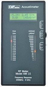 Radio Frequency Meter (Acoustimeter)