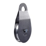 SMC ra 4 Pulley Stainless Steel Side Plates Oilite Nfpa G