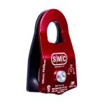 SMC Micro (1 3/88243) Prusik Minding Pulley Single Nfpa 8211 Black