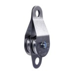 SMC /ra 28243 Double Pulley Stainless Steel Side Plates Oilite Nfpa G