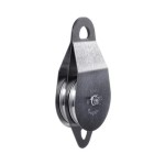 SMC /ra 48243 Double Pulley Stainless Steel Side Plates Oilite Nfpa G