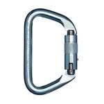 SMC Large Steel D Carabiner Safety Lock