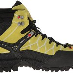 Salewa Men's Alp Trainer Mid GTX Hiking Boot,Sulphur,9.5 M US