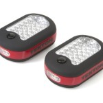TEKTON 7476 Compact 27-LED Worklight Set, 2-Piece